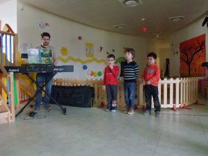 Rendez-vous de la classe d'éveil artistique de l'école municipale @ Maison de la Petite Enfance