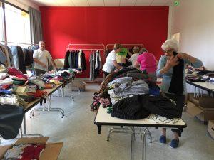 """ANNULÉE - Braderie de printemps des Familles de France @ Salle des associations """"les rivières"""""""