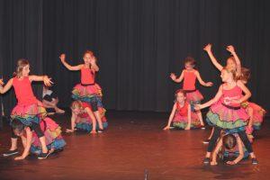 Spectacle de danse de l'USEP @ Centre culturel Voltaire