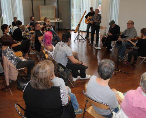 """Concert """"Cattle Grid"""" - Les musicales de la médiathèque"""