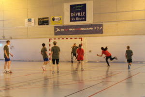 Handball @ Gymnase Anquetil