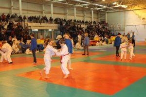 Tournoi de Noël du judo club @ Gymnase Anquetil