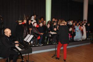 """Spectacle """"Halloween"""" de l'école municipale de musique, de danse et de théâtre @ Maison des arts et de la musique"""