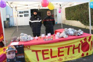 Téléthon @ Centre culturel Voltaire et carrefour market