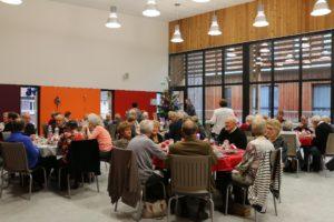 """Repas de Noël du foyer des anciens @ Salle """"le Cailly"""""""