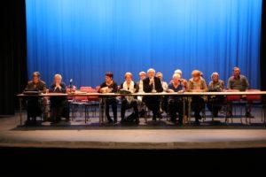 Assemblée générale de l'Amicale des Anciens Travailleurs @ Centre culturel Voltaire