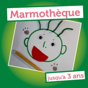 ANNULÉE - Marmothèque @ Médiathèque Anne Frank