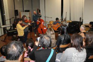 """Concert """"musiques actuelles"""" @ Mediathèque Anne Frank"""