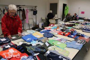 """Bourse aux vêtements des Familles de France @ Salle des associations """"les rivières"""""""