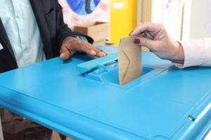 Elections européennes @ bureaux de vote