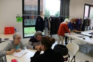 """ANNULÉE - Bourse aux vêtements des Familles de France @ Salle des associations """"les rivières"""""""